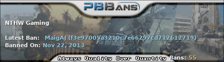 pbbans.com banner